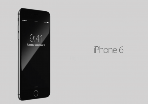 Apple iPhone 6 3D model