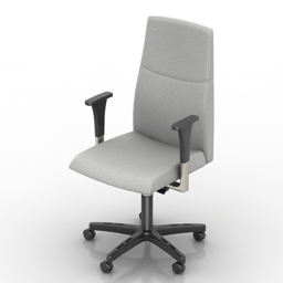 Armchair Wolmar IKEA 3d model