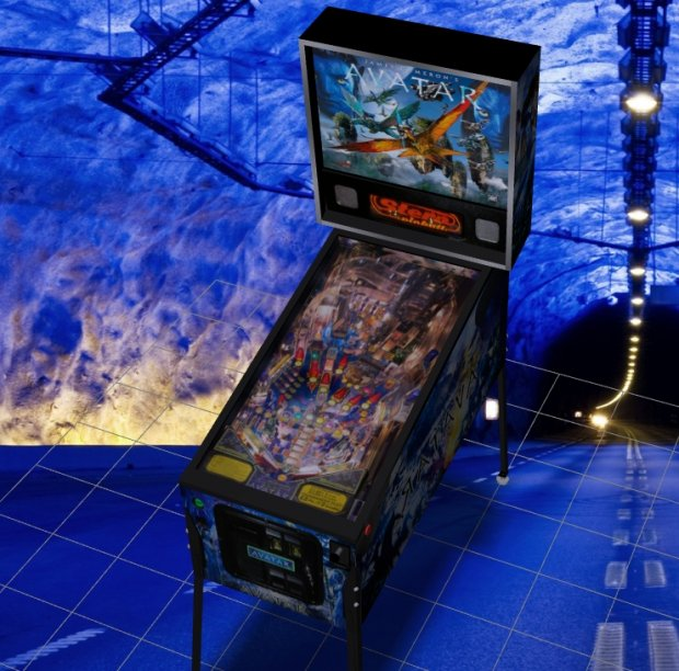 Avatar - Pinball Machine