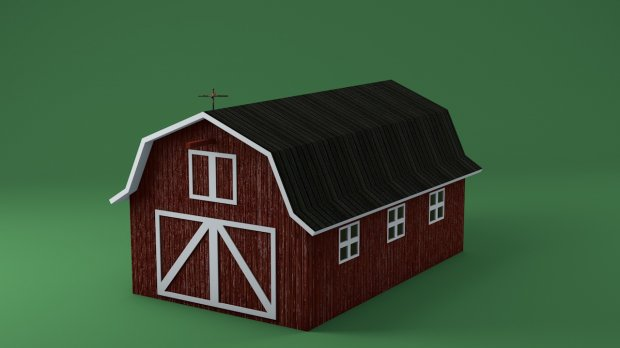 Barn Downloadfree3d Com