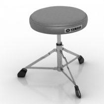 Chair Yamaha 3d model