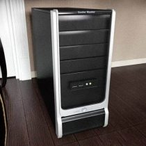 CoolerMaster PC tower