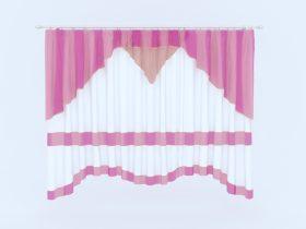 Curtain 3d max model