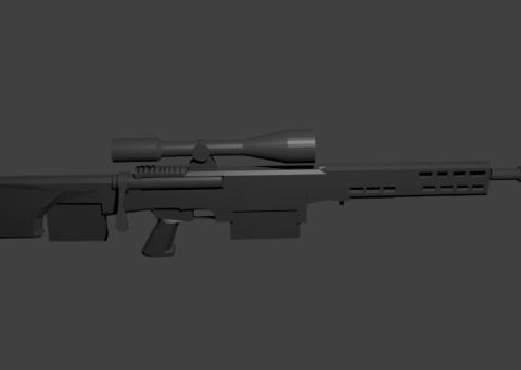 DSR- 50 3D model