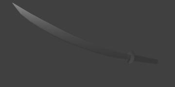 Dark Souls - Sword 3D model
