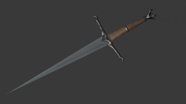 Durza Sword - Eragon | Free 3D models  Durza Sword - E...