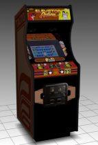 Elevator Action Upright Arcade Machine 3D model