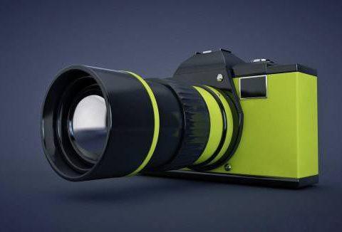 Fliso Camera 2013 3D model