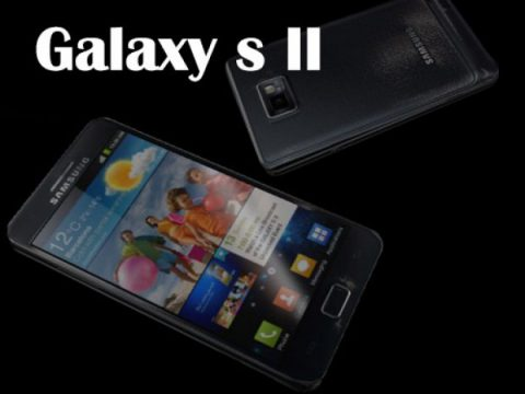 Galaxy S II + 4k tex 3D model