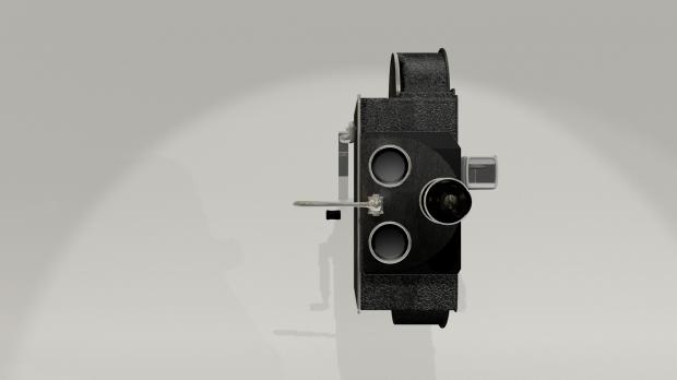 H-16 reflex bolex camera