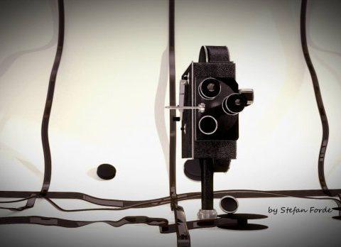 H-16 reflex bolex camera 3D model