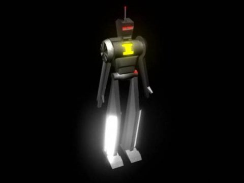 I Robot 3D model