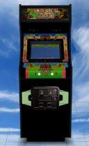 Jungle King Upright Arcade Machine 3D model