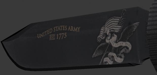 Knife US Army