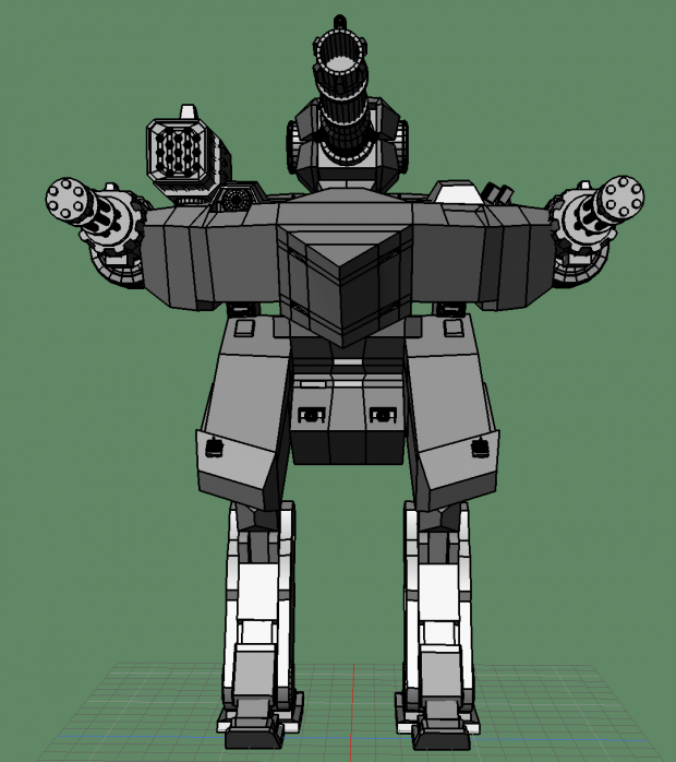 Leo War Robot Downloadfree3d Com