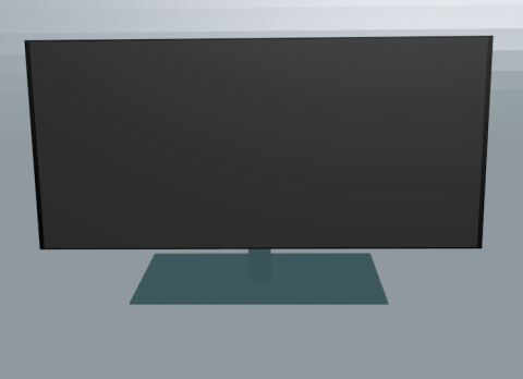 Low-Poly Monitor 3D model