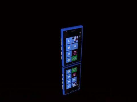 Lumia 800 3D model