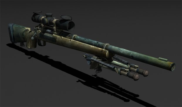 M24 Free 3d Models