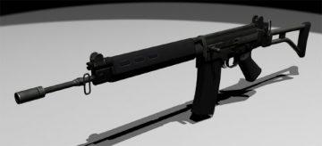 MD97 3D model
