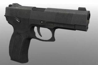 MP-443 3D model