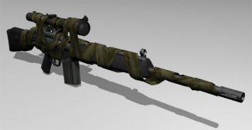 MSG90 3D model