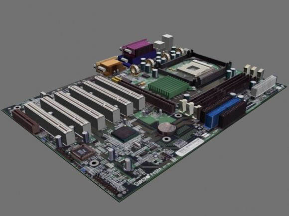 Motherboard for Mobel 3d download