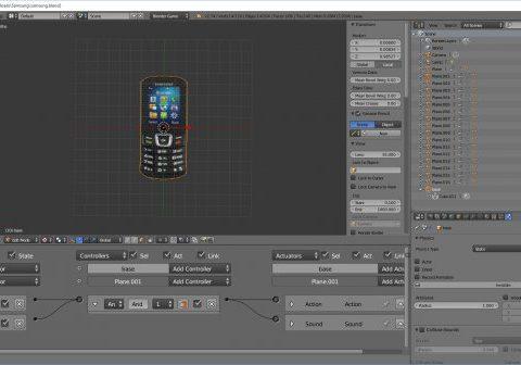 Samsung 3D model