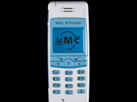 Sony Mobile Phone 3D model