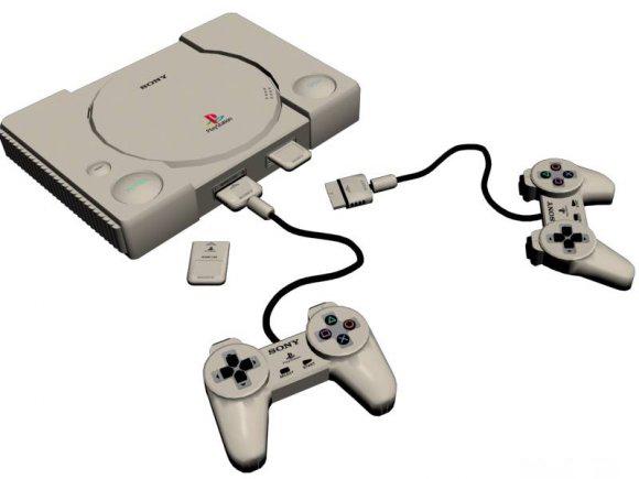 Sony Playstation | DownloadFree3D.com