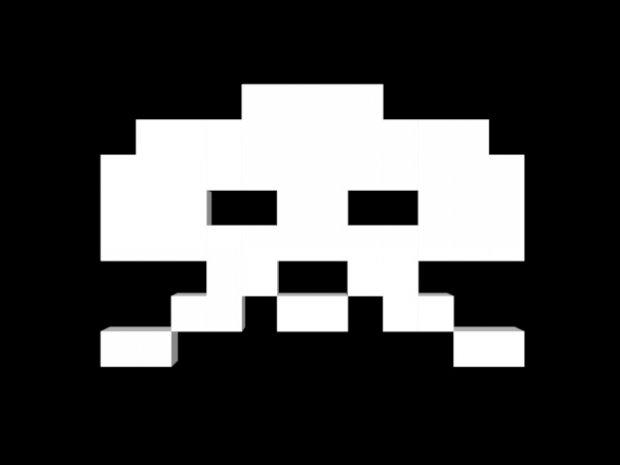 Space Invader Downloadfree3d Com