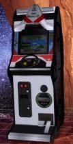 Super Monaco GP Upright Arcade Machine 3D model