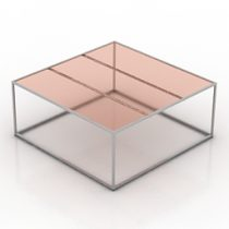 Table 3ds model