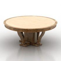 Table Turri 3d model