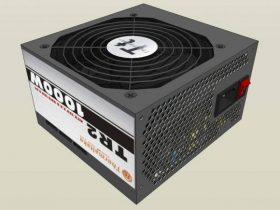 Thermaltake TR2 1000W 3D model