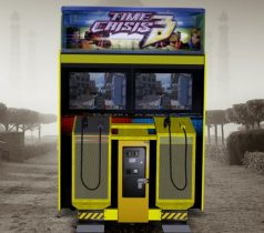 Time Crisis 3 - Upright Arcade Machine 3D model