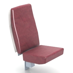 Armchair Panorama Fora Form 3ds gsm model