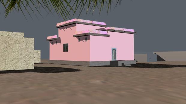 Balochi House Downloadfree3d Com