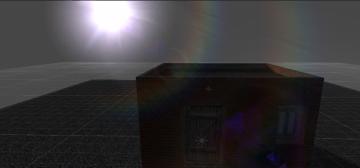 Criminal house 3D model