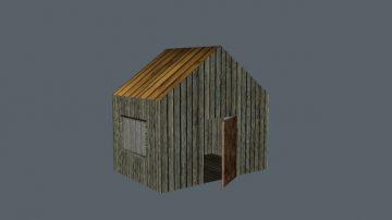Easy House 3D model