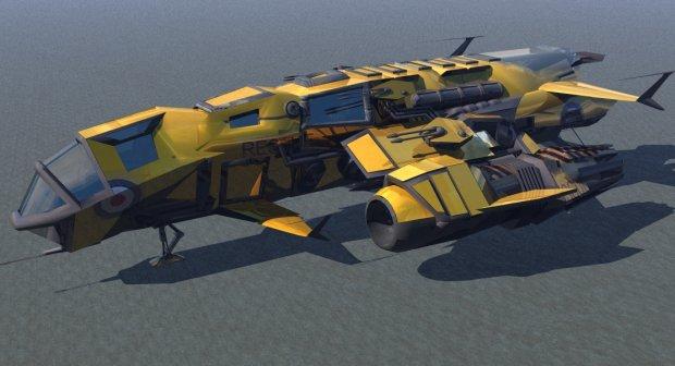 Falcon T45 Rescue Ship Downloadfree3d Com