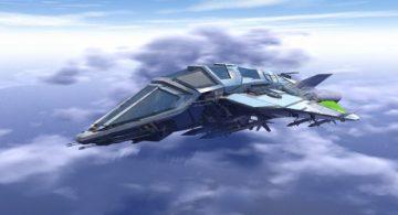 GT5 Spacehunter 3D model