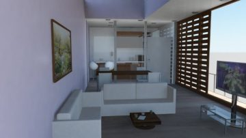 Interior Room 3D model