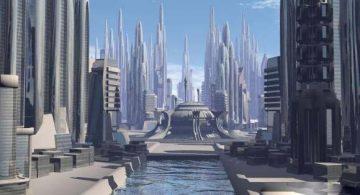 Milenium City 3D model