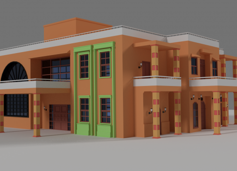 3D Architecture models free download | DownloadFree3D com