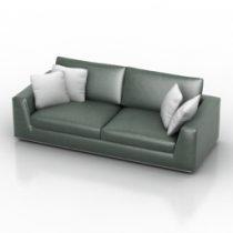 Sofa 3ds gsm model download