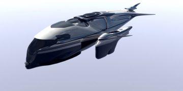 Sun Glyder 3D model