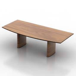 Table matteograssi metron MR24B 3d model