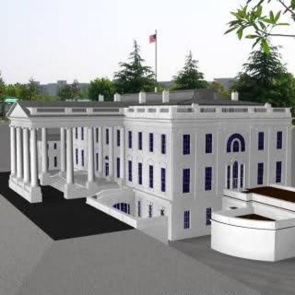 White House Downloadfree3dcom