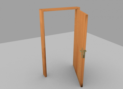Doors 3D models free download | DownloadFree3D com