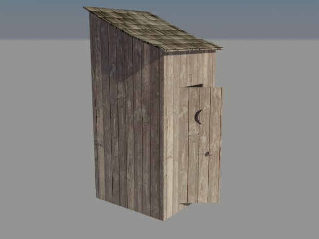 Bathroom3D model